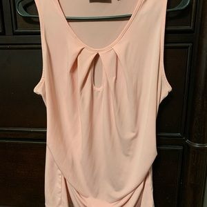 New York and company sleeveless blouse